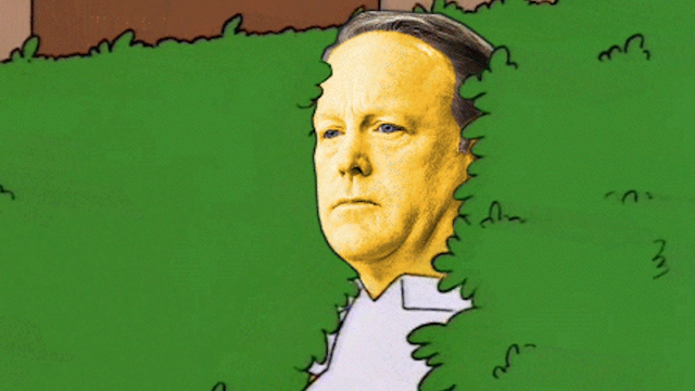 Sean Spicer, in meme-morium: The funniest memes the press secretary inspired.