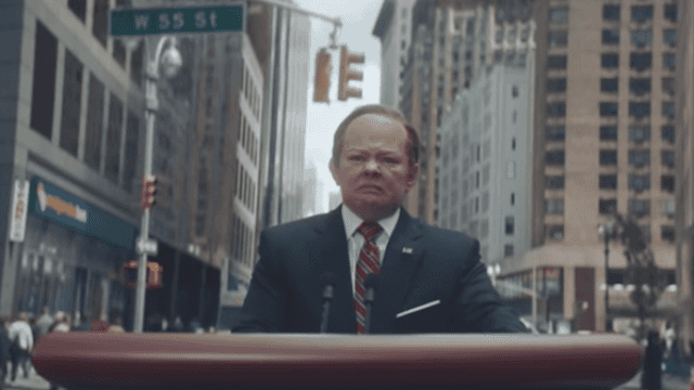 Sean Spicer is very stressed out and seeking answers in Melissa McCarthy's latest 'SNL' performance.