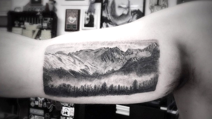 People are waiting as long as six months to get one of these incredible tattoos.