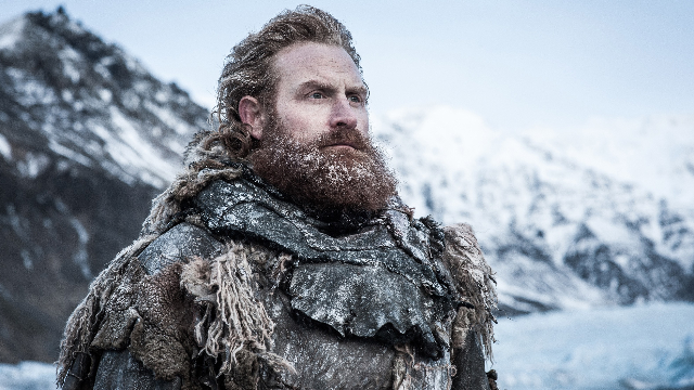 It turns out Tormund from 'GoT' is completely unrecognizable without his beard.