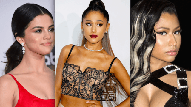 Selena Gomez and Ariana Grande have Nicki Minaj's back in beef with Remy Ma.