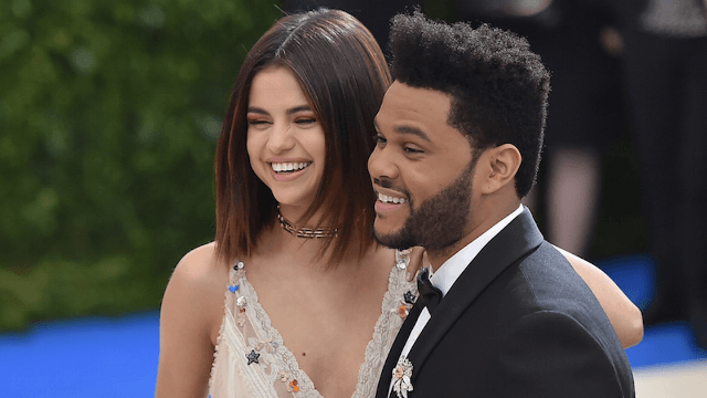 Selena Gomez's mom left a sweet comment on The Weeknd's Instagram to prove she's a corny parent.