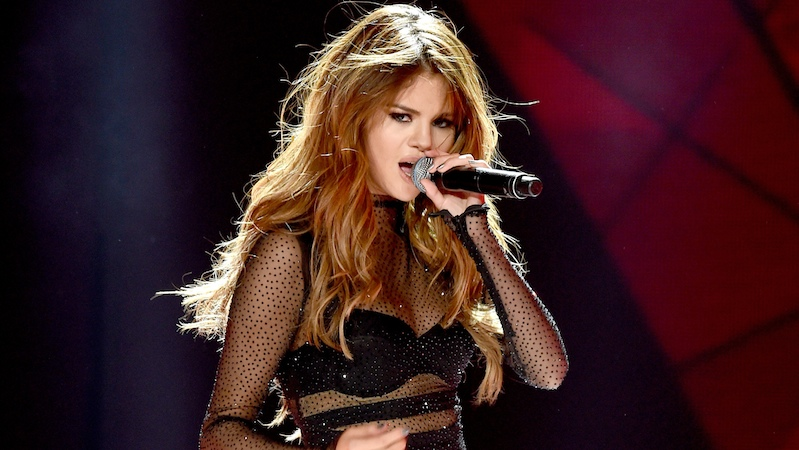 Selena Gomez says the type of men she wants to date are scared of her.