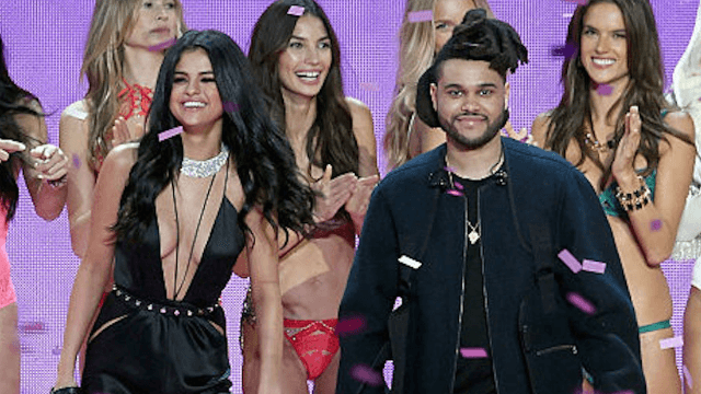 Selena Gomez is ready for The Weeknd.