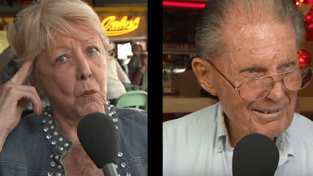 Jimmy Kimmel asked senior citizens about their sex secrets, and their answers are pure gold.