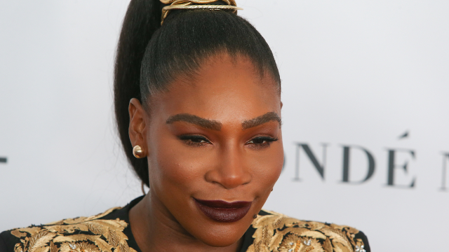 Serena Williams' 'GQ' cover is facing backlash for one very obvious reason.