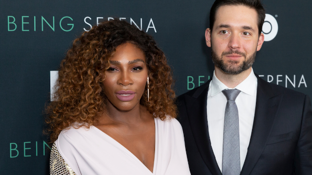 Serena Williams' husband wore a DARE shirt at the US Open to troll Maria Sharapova about doping.