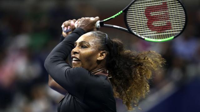 Et tutu: Serena Williams debuts bold new look at US Open