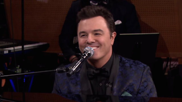 Seth MacFarlane and Jimmy Fallon turned the Internet's dumbest questions into beautiful music.