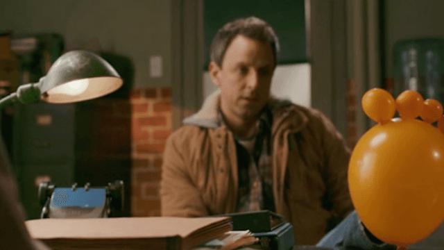 Seth Meyers has made the perfect movie for the Academy: 'Oscar Bait.'