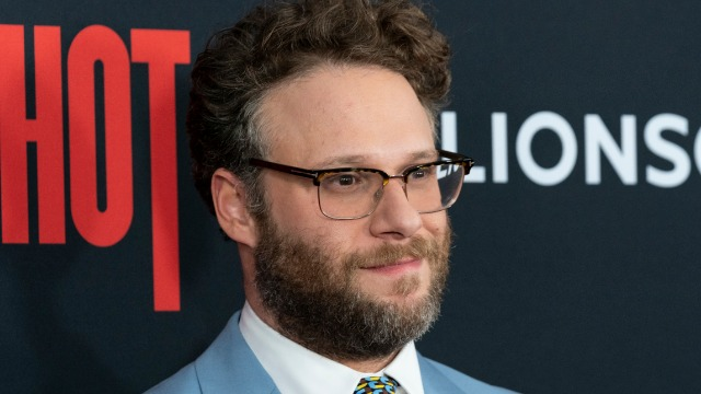 Seth Rogen responds to people who disagree with his posts about George Floyd protests.