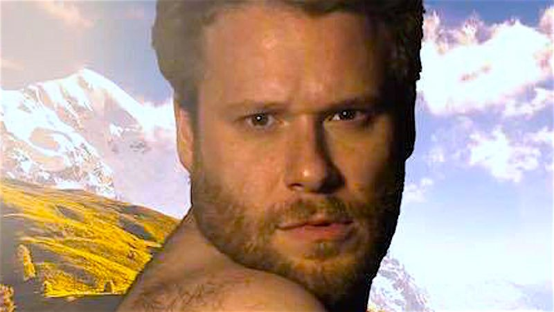 Somebody kept sending Seth Rogen the same nude pic of Seth Rogen for six weeks until he got a response.