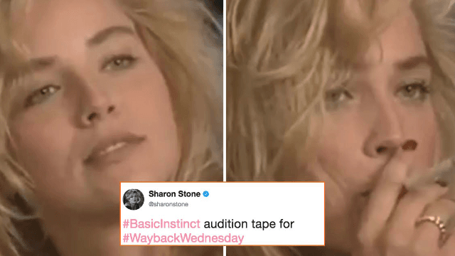 Accept. opinion, Sharon stone leaked