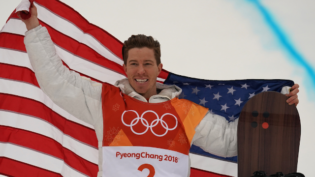 Shaun White's Halloween costume was so offensive he apologized to the Special Olympics.