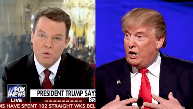 Fox News anchor Shepard Smith rants against Trump's 'crazy' presser, enrages the deplorables.