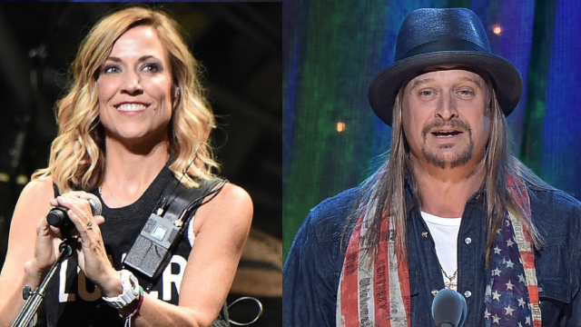 Sheryl Crow wrote a song to throw shade at her ex Kid Rock and remind you that she's still alive.
