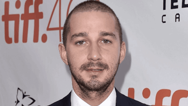 Watch Shia LaBeouf apologize for his racist rant against cops: 'It is a new low.'