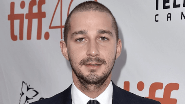 Shia LaBeouf makes an absurd accusation during insane freakout at a bowling alley.