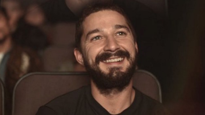 Shia LaBeouf and his fellow artists are riding an elevator for 24 hours, and anybody brave enough can join them.