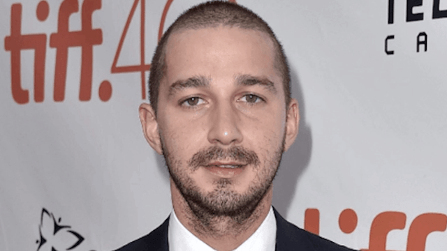 Shia LaBeouf's bizarre new art project will put him in total isolation for a month.