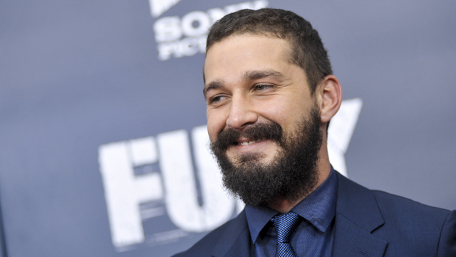 Shia LaBeouf unleashes his freestyle rap skills upon the world.
