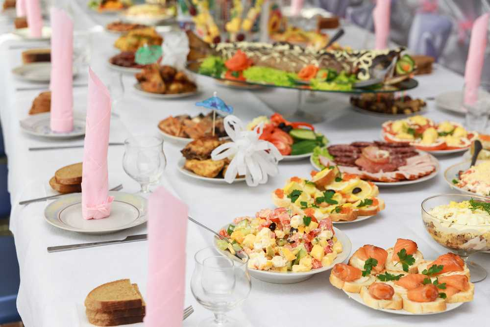food, banquet, party, planning, help, decorate