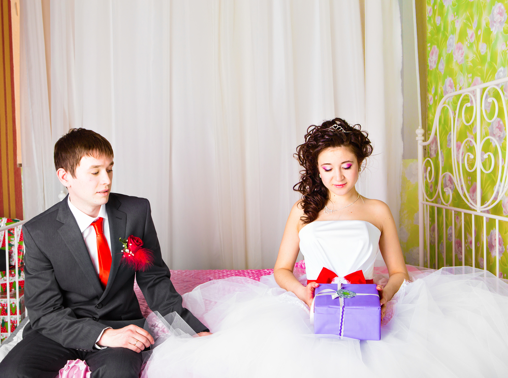 Newlyweds Not Happy With The Amount Of A Guest 39 S Wedding