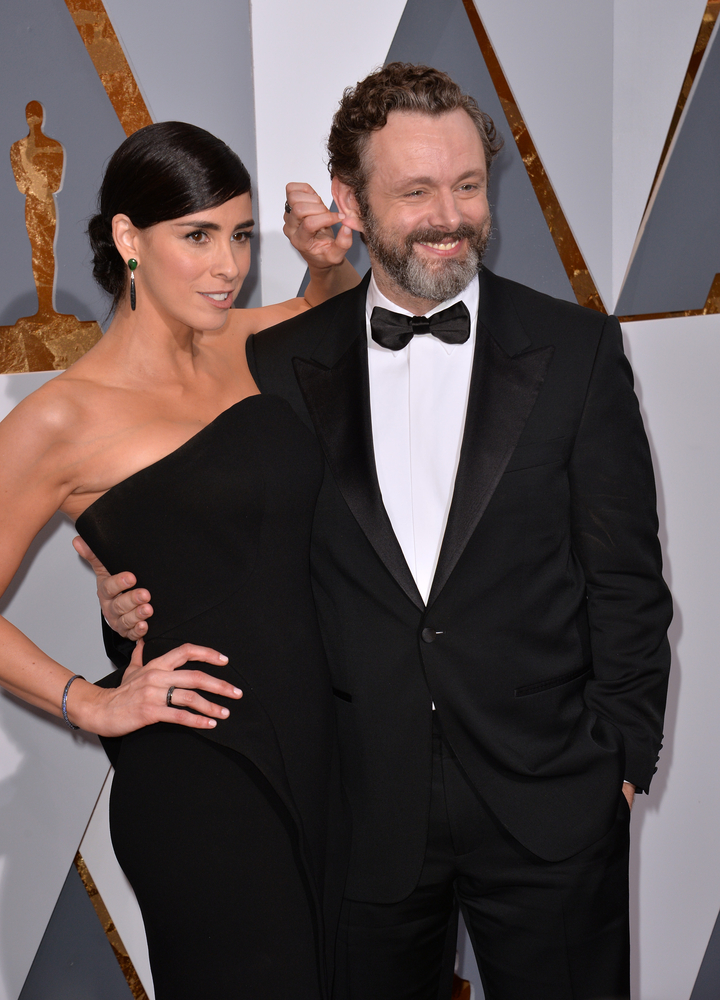 Sarah Silverman calls it quits with Michael Sheen over Twitter.