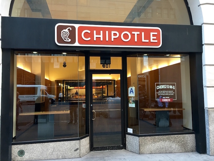 Congratulations to Chipotle on finally having a scandal that does not involve E. Coli.