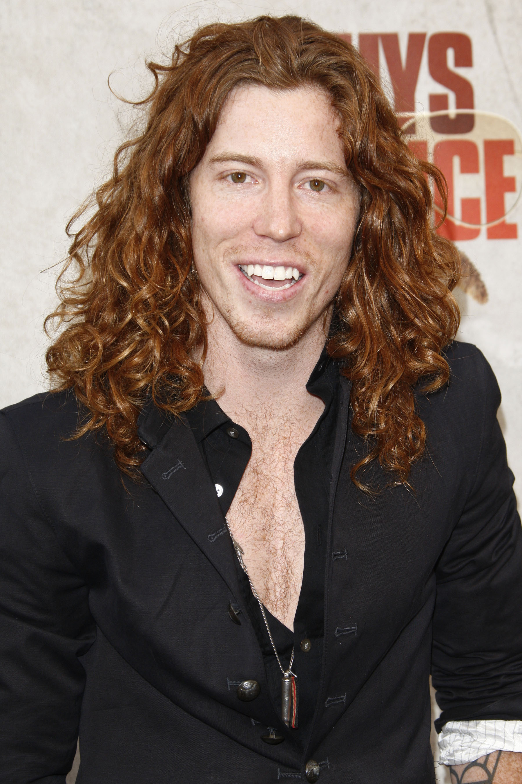Shaun White is allegedly nasty AF.