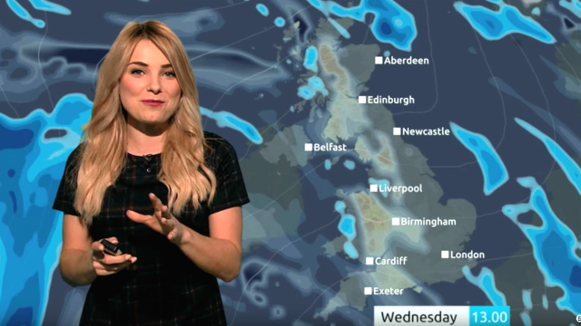 Weather presenter drops 12 'Star Wars' puns in 40-second report. Nerds everywhere fall in love.