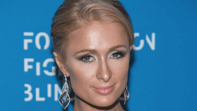 Sign of the apocalypse? Paris Hilton is no longer a blonde.