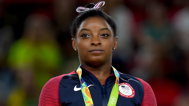 Simone Biles shares her #MeToo story alleging she was also abused by the team doctor.