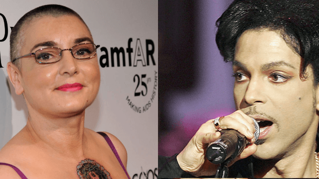 Sinead O'Connor blames Arsenio Hall for Prince's death in FB post, calls the DEA on him.