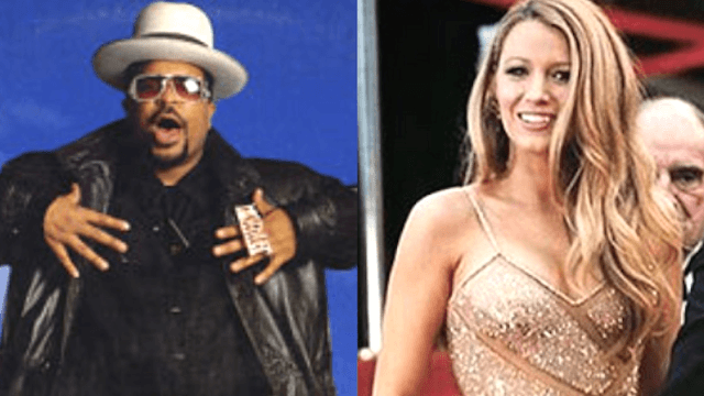 Sir Mix-A-Lot comes to Blake Lively's defense over 'Oakland Booty' post, and he cannot lie.