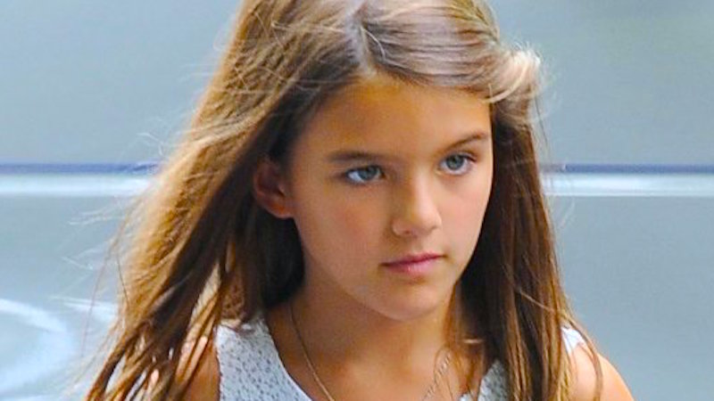 9-year-old Suri Cruise explains why she fired her music teacher like a mature adult going through a break-up.
