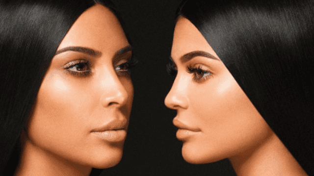 Sisters who look exactly like Kim Kardashian and Kylie Jenner baffle the internet.