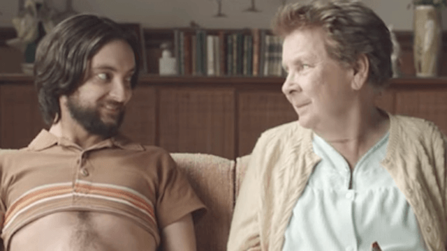 Skittles releases a weird and slightly disturbing commercial in time for Mother's Day.