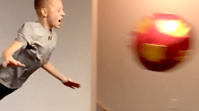 17 slow motion videos of the exact moment everything went wrong.