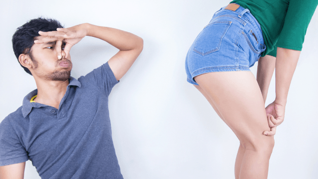 Scientists seriously ran a study about the benefits of smelling farts and it's good news.