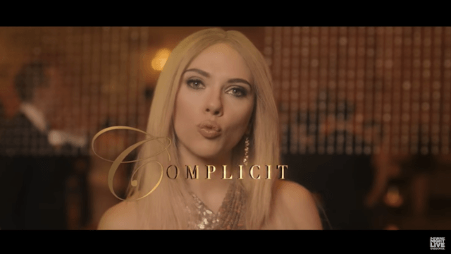 'SNL' has created the perfect perfume brand for Ivanka Trump: Complicit.