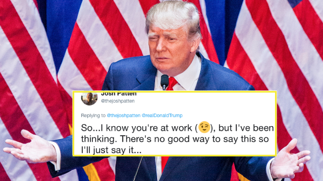 That 'SNL' writer just 'broke up' with Trump on Twitter and it's honestly bittersweet.