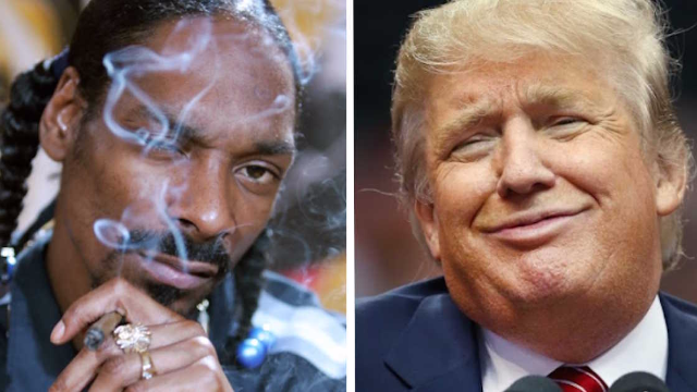 Snoop Dogg tears Trump apart in an extremely NSFW video rant.