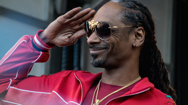 Snoop Dogg ranted about why the U.S. Women's Soccer team deserves more money. 'The men never win.'