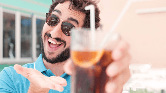 Do you know what drinking soda does to your penis? Nothing good.
