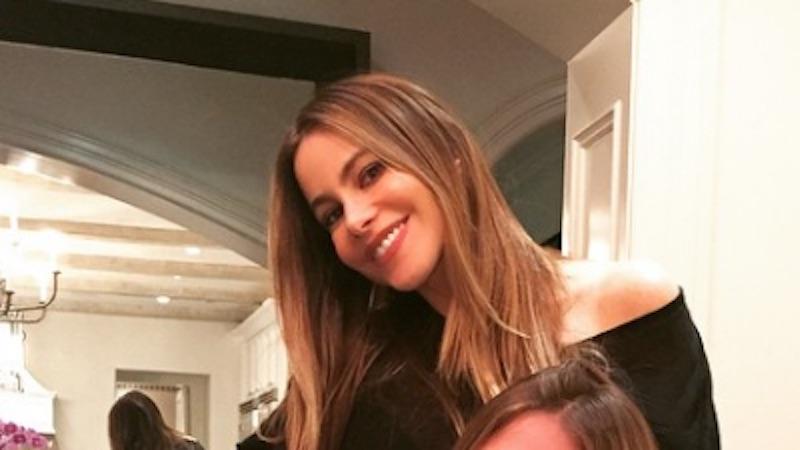 Sofia Vergara's 26-year-old niece is also her clone.