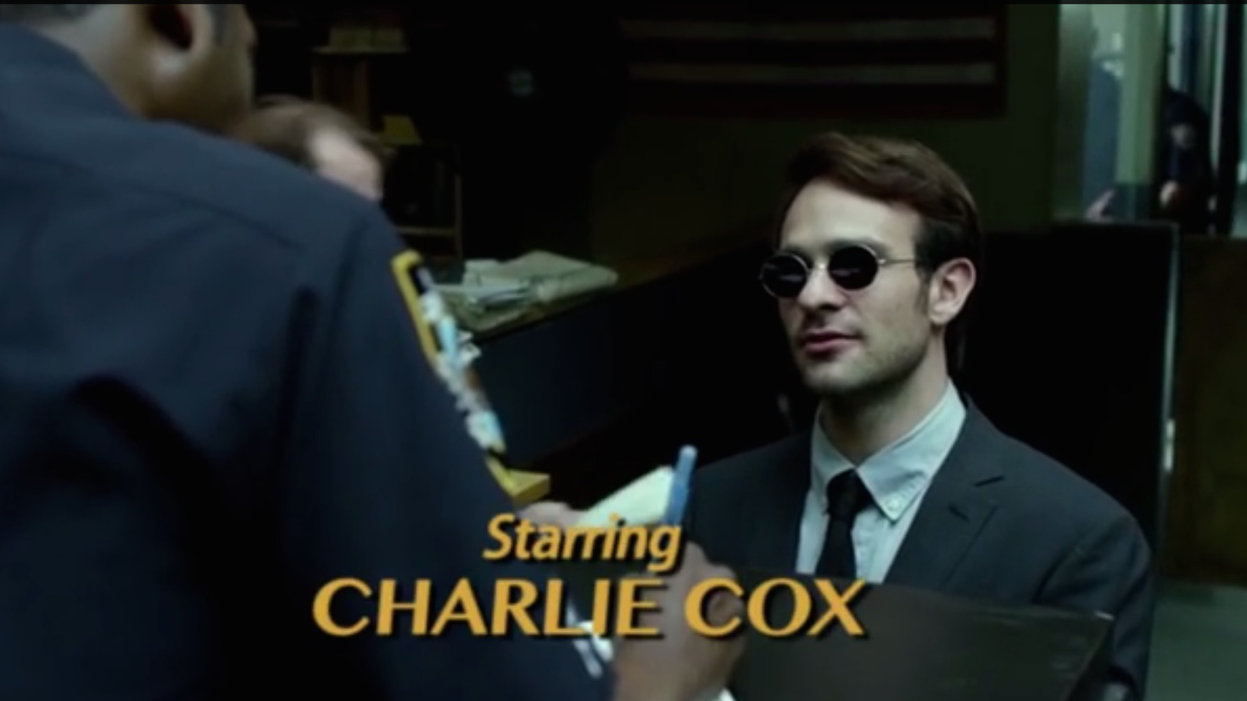 Some hero made a 'Daredevil' version of the 'Night Court' opening credits.