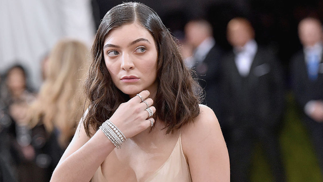 Someone might have found Lorde's secret Instagram account and it's even weirder than you'd think.