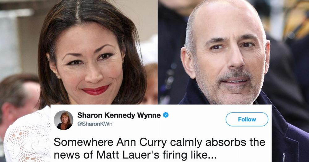 People are reigniting Matt Lauer and Ann Curry's feud with this perfect meme.