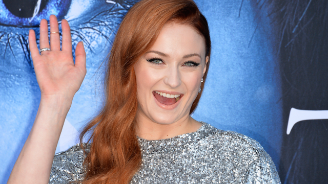 Sophie Turner shuts down 'disrespectful' petition demanding a remake of 'Game of Thrones.' And that's the tea.